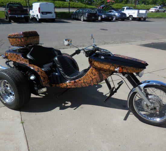 Chopper Trike