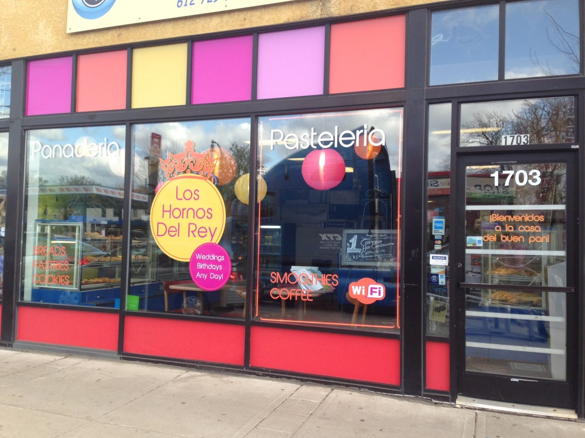 3M Clear Vinyl Wrap >> Retail Signs & Graphics | Wrap City Graphics--Retail Signage