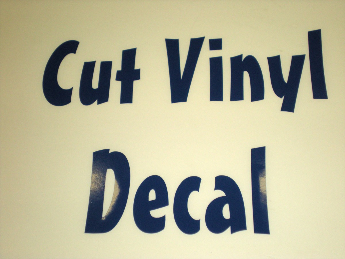 Decals Amp Stencils Wrap City Graphics Adhesive Backed