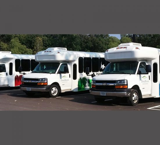 Buses and Shuttles