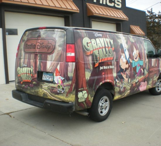 Ford Cargo Vans >> Vans/Transits/Sprinters/Promasters | Wrap City Graphics