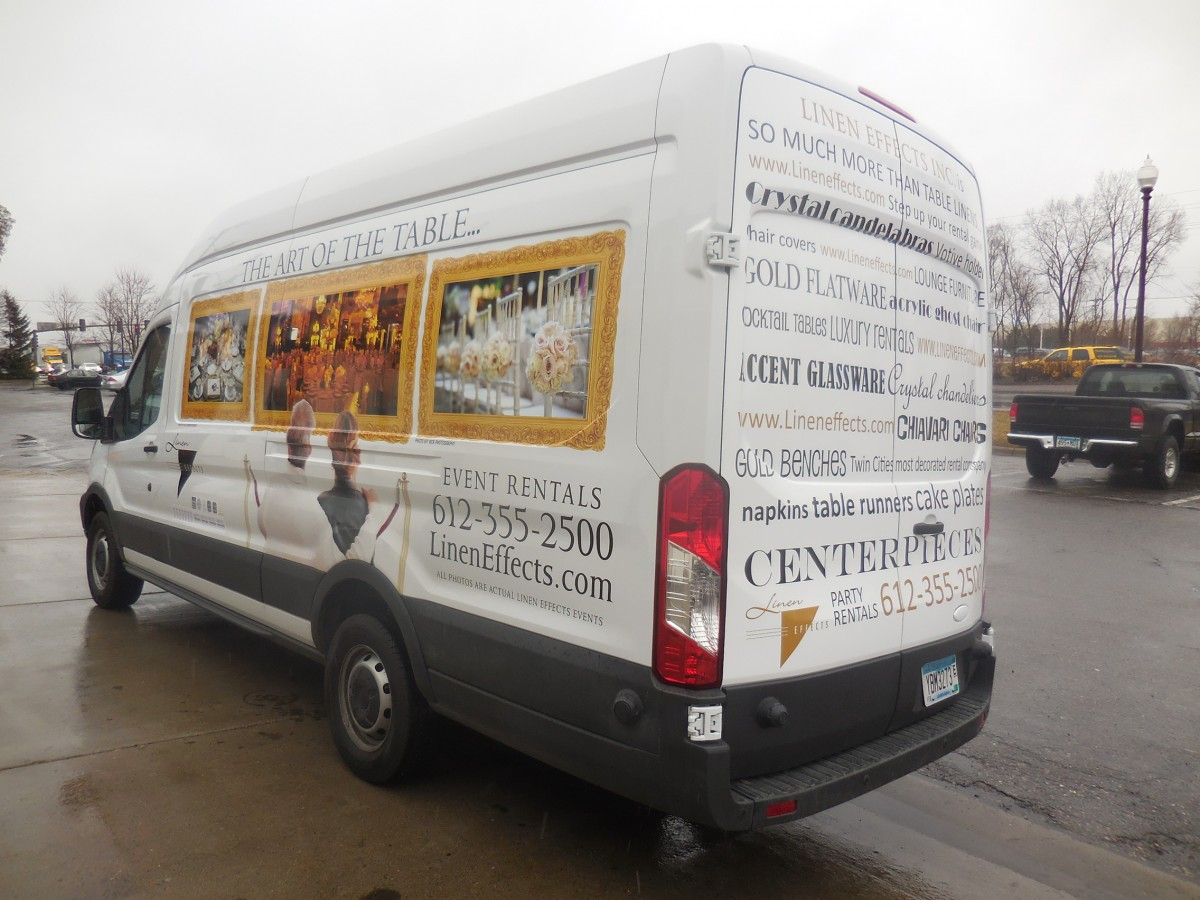 Great Falls Transit >> Vans/Transits/Sprinters/Promasters | Wrap City Graphics